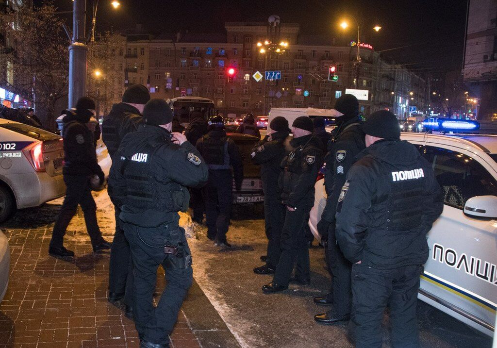 Штурмовали Зеленского? Полиция заявила о нападении на офис в Киеве