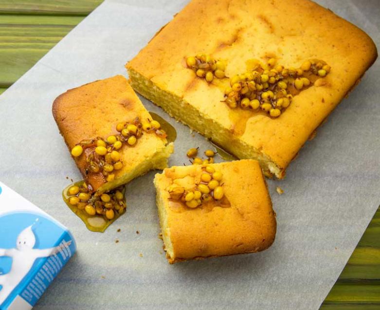 Відомий кулінар поділився незвичайним рецептом пирога