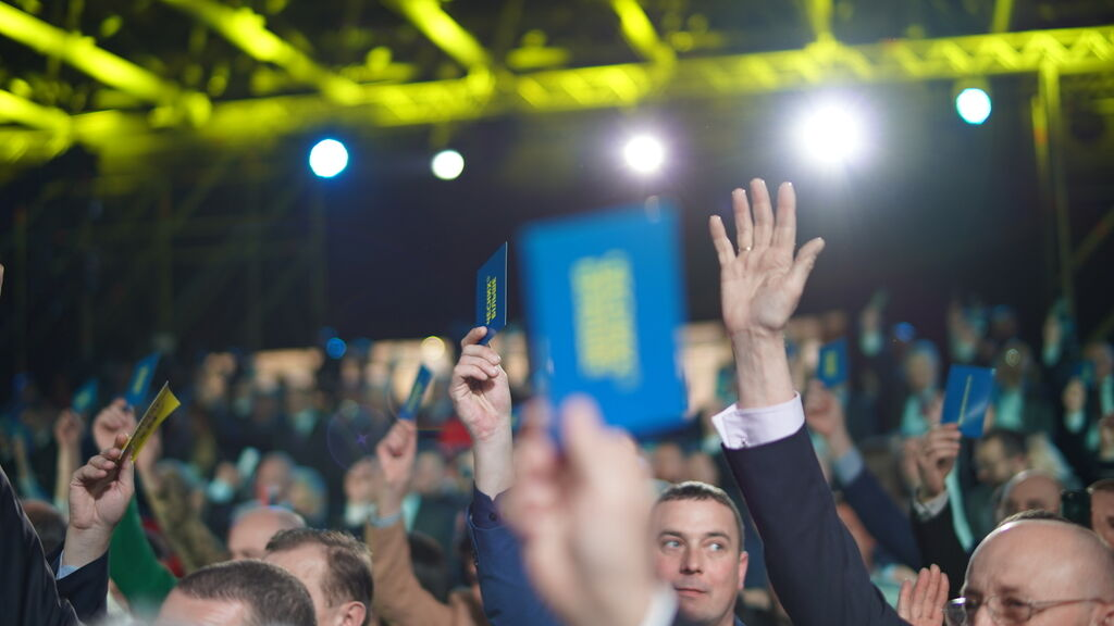 Демократические силы определились с единым кандидатом