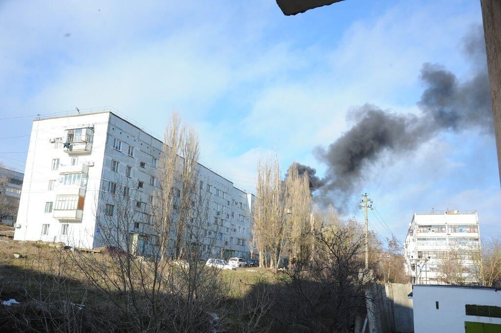 Дым столбом: в Крыму произошло новое масштабное ЧП, все подробности