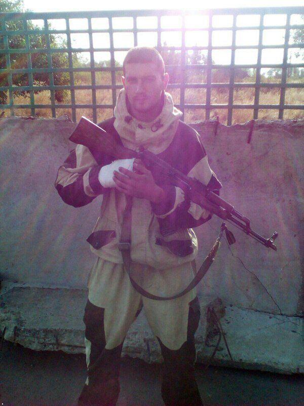 На Донбассе повесился террорист ''ЛНР'': появились его фото