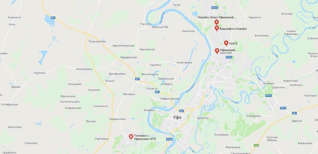 В России вспыхнул нефтеперерабатывающий завод: все подробности ЧП