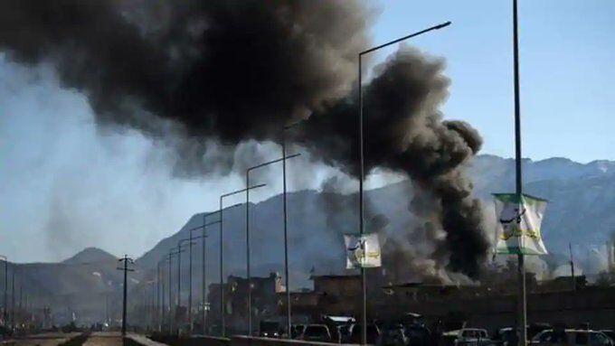 В столице Афганистана — теракт: много погибших, пострадали дети