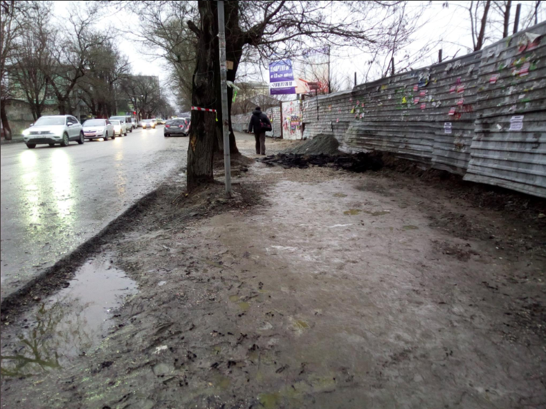 Дороги в Симферополе