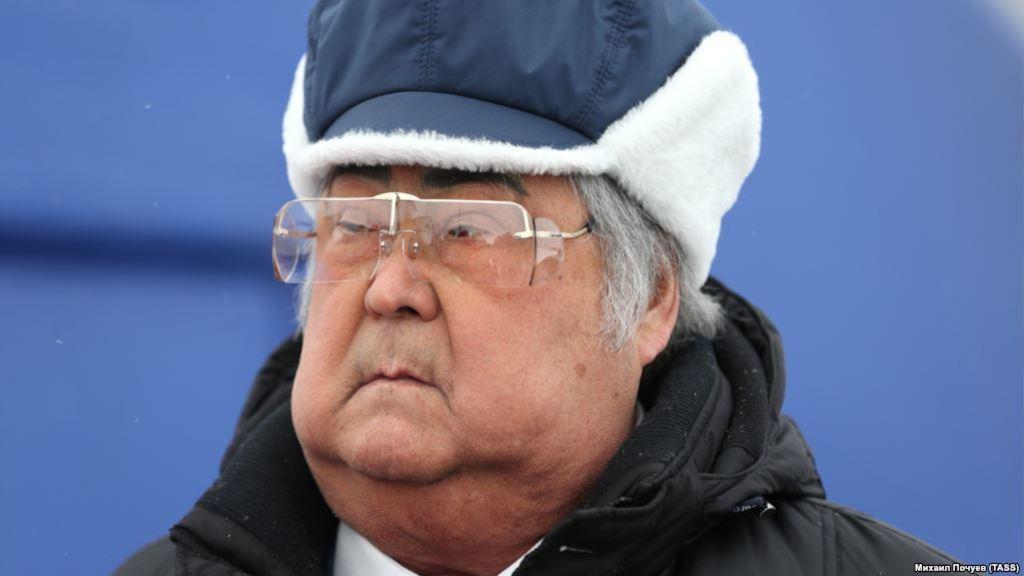 Аман Тулєєв