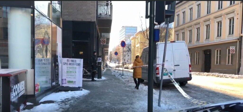 Россиянин атаковал в Осло женщину