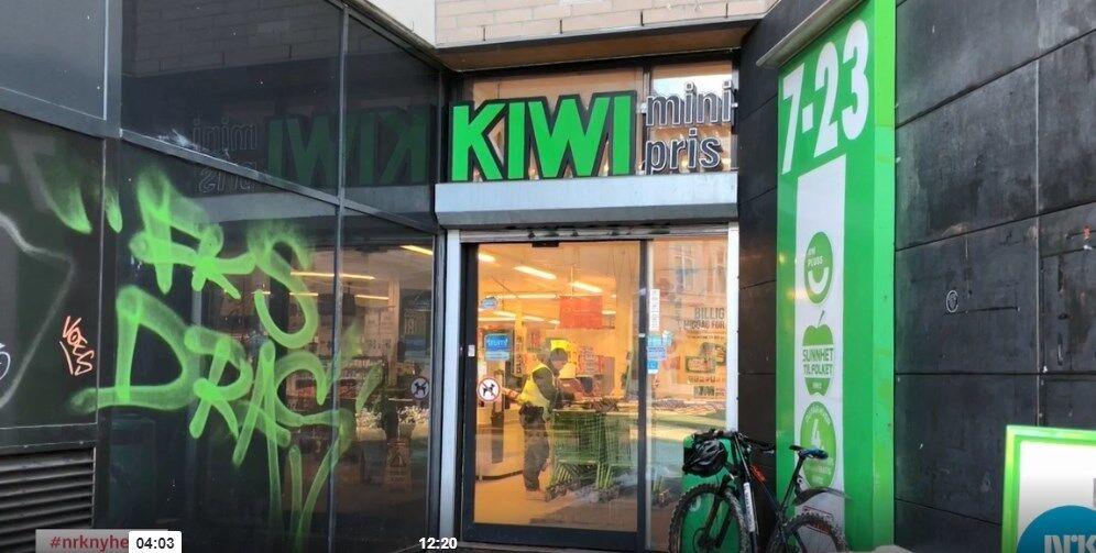 Россиянин напал на женщину в супермаркете