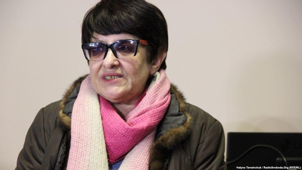 Проросійська журналістка Олена Бойко