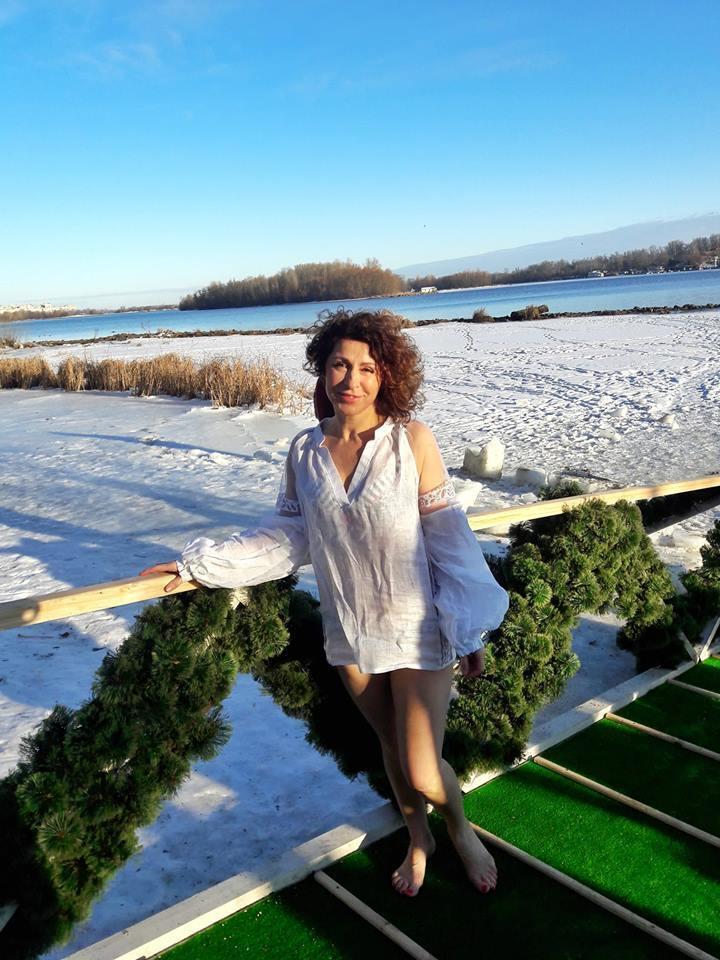 Українські зірки відсвяткували Водохреща: фото і відео купань