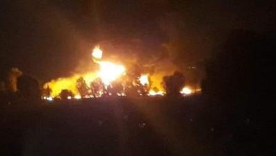 В Мексике произошел мощный взрыв: 76 жертв, более 70 раненых