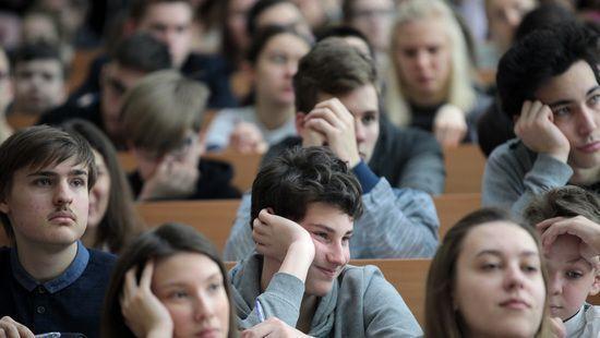 Студенти коледжів