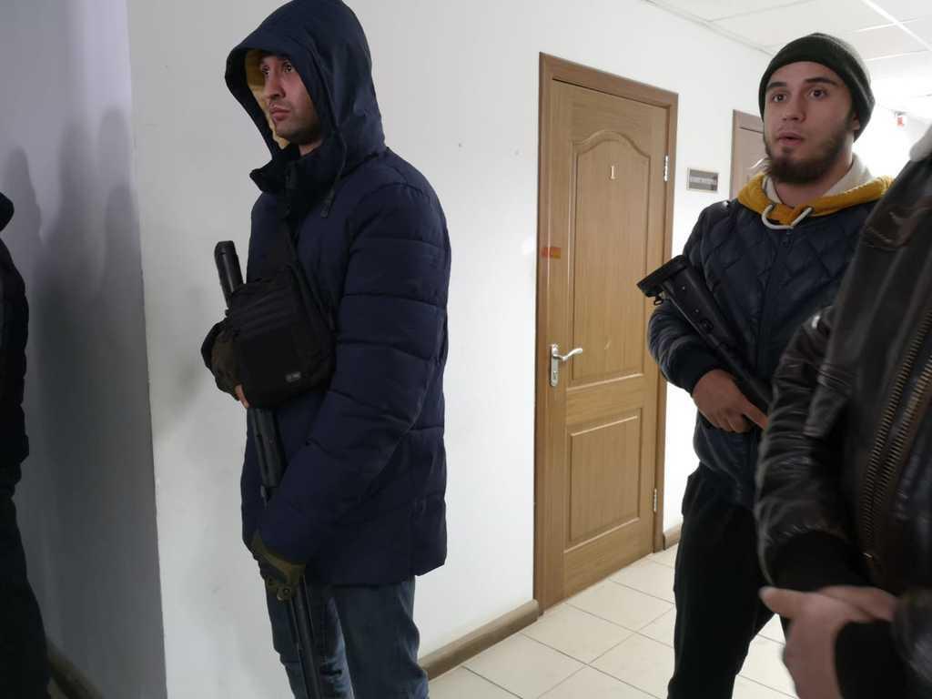 На Сумщині озброєна банда захопила підприємство