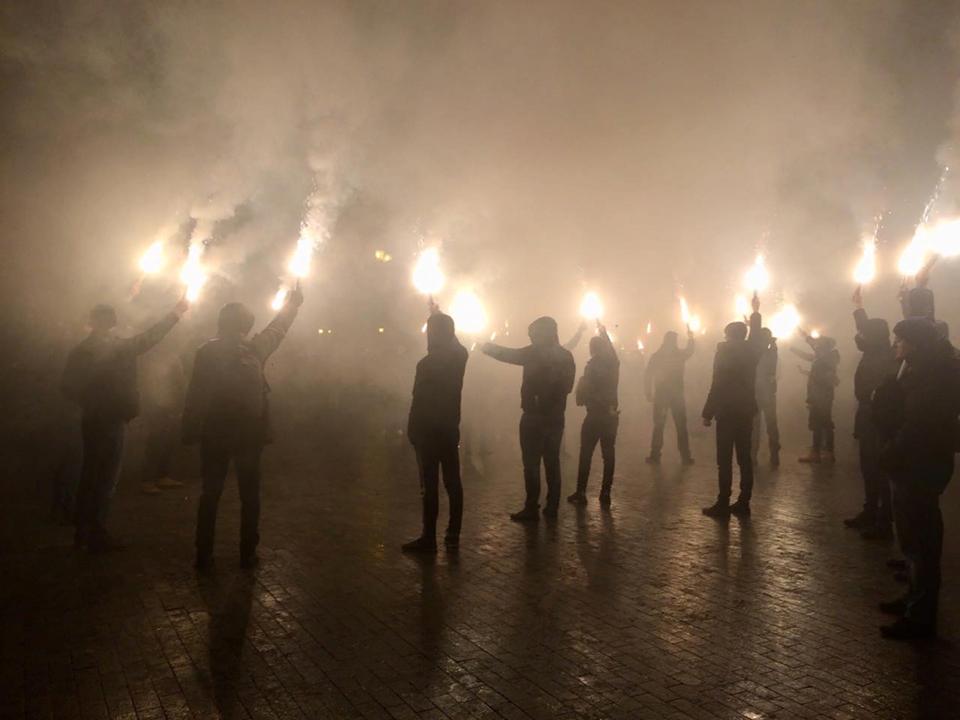 ''Одесса — это Украина!'' ''Нацкорпус'' потребовал отставки и суда над Трухановым