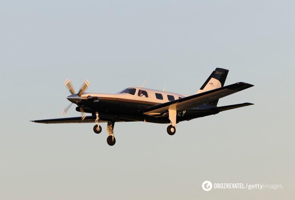 Самолет Piper Malibu, аналогичный исчезнувшему