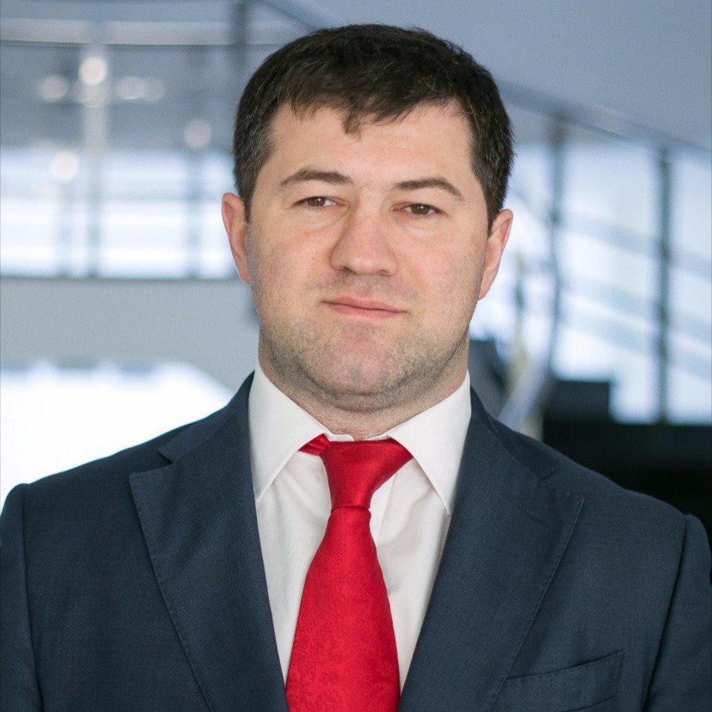 Насіров зареєстрований кандидатом на посаду президента України