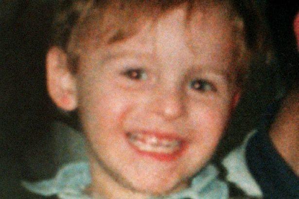 2-річний Джеймс Балджер