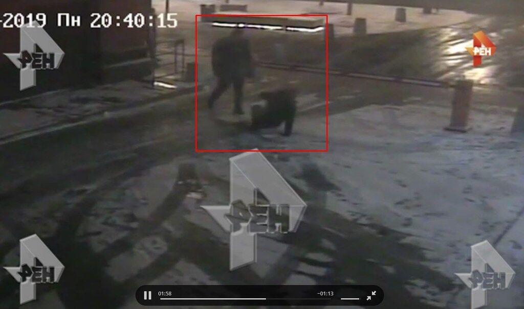 На видео с дракой мужа Собчак обнаружены нестыковки