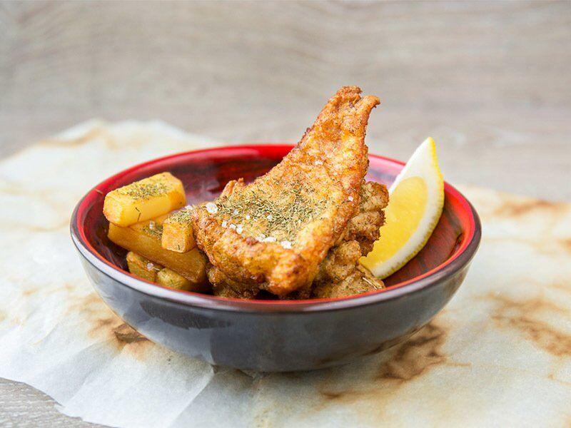 Как приготовить закуску из рыбы: рецепт от известного кулинара