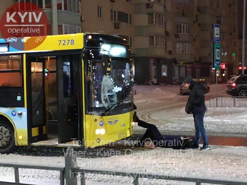 Снегопад в Киеве: стало известно о последствиях