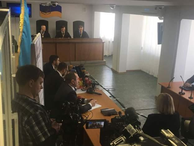 Засідання суду у справі Януковича