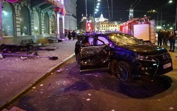 ДТП в Харькове, погибло шесть человек
