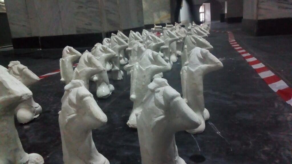 ''Парад членов'' в Киеве: радикалы рассказали о возмездии для ва*ного скульптора