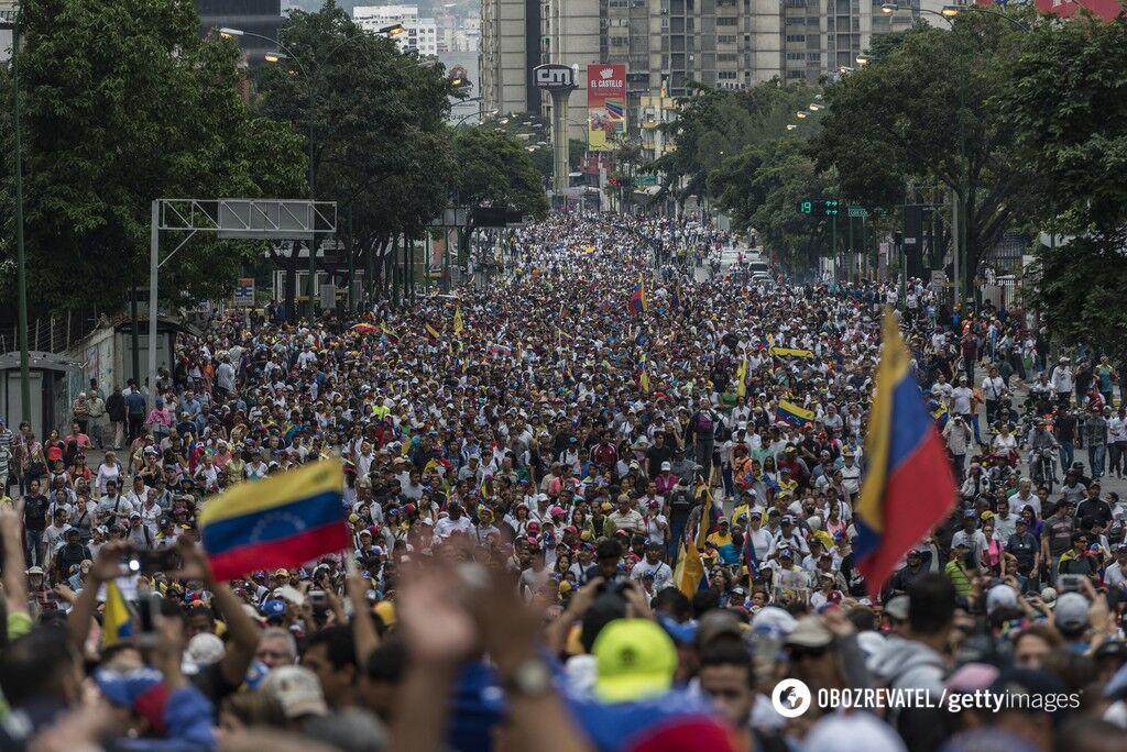 """На межі війни: як по Росії завдали """"удару"""" у Венесуелі"""