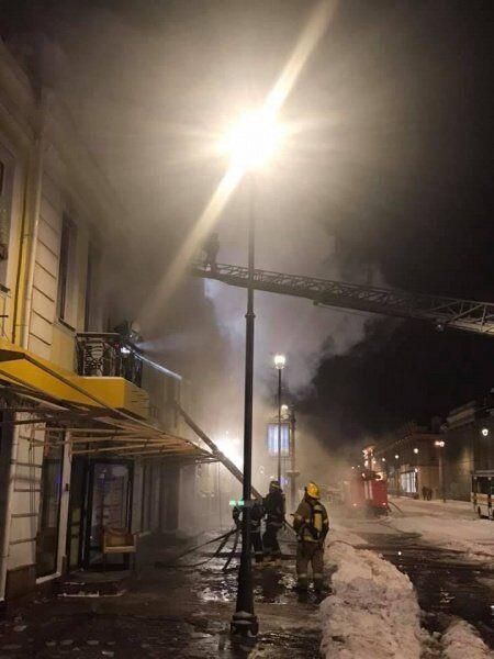 Людей эвакуировали: в ресторане Киева произошло ЧП