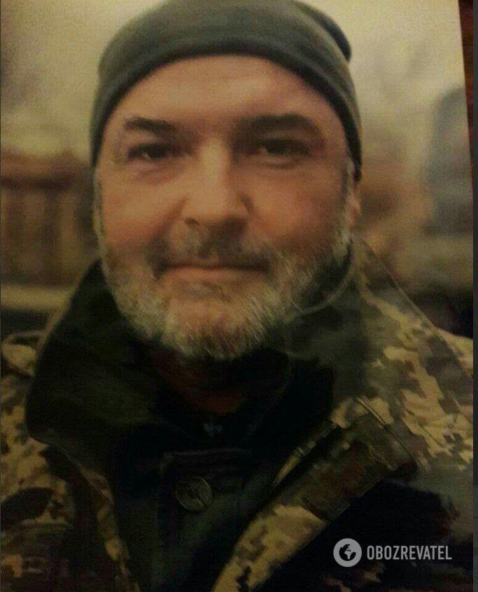 Погиб 53-летний Виталий Губенко.