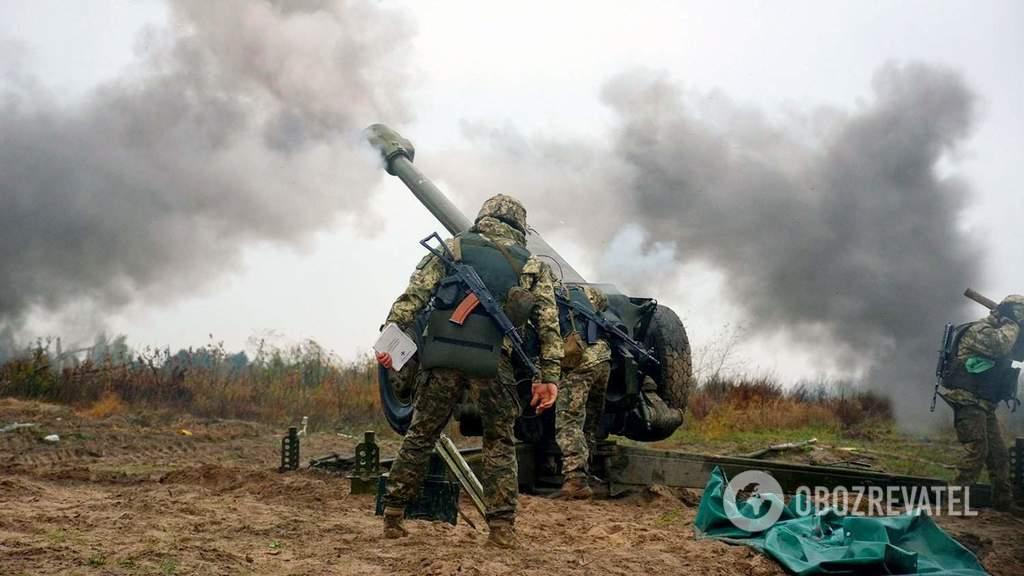 На Донбассе выпустили ракету по бойцам ВСУ: убит капеллан, много раненых