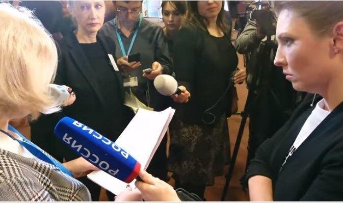 ''Рогули!'' Муж униженной в ПАСЕ Скабеевой оскорбил украинцев