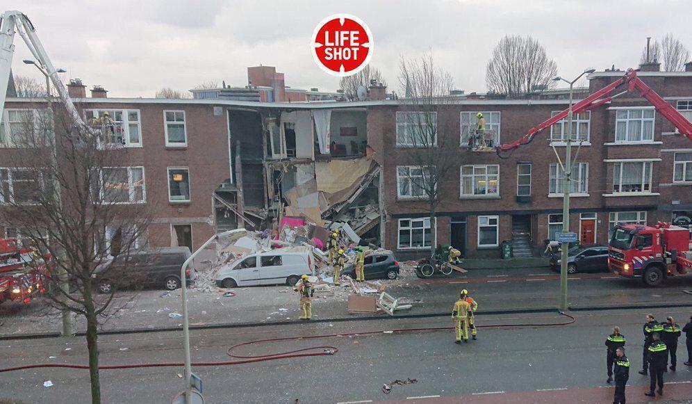 В Гааге прогремел мощный взрыв в жилом доме: все подробности photo