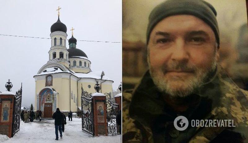 """Виталий Губенко, позывной """"Батюшка"""". Ему было 53 года"""