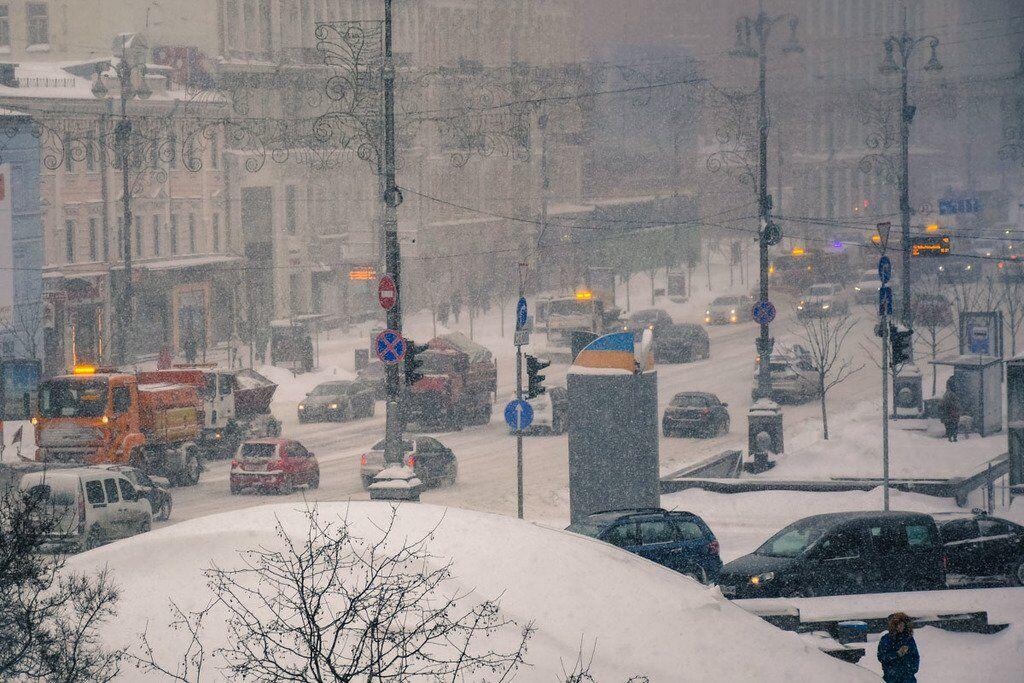 Погода в Украине: каким будет начало весны