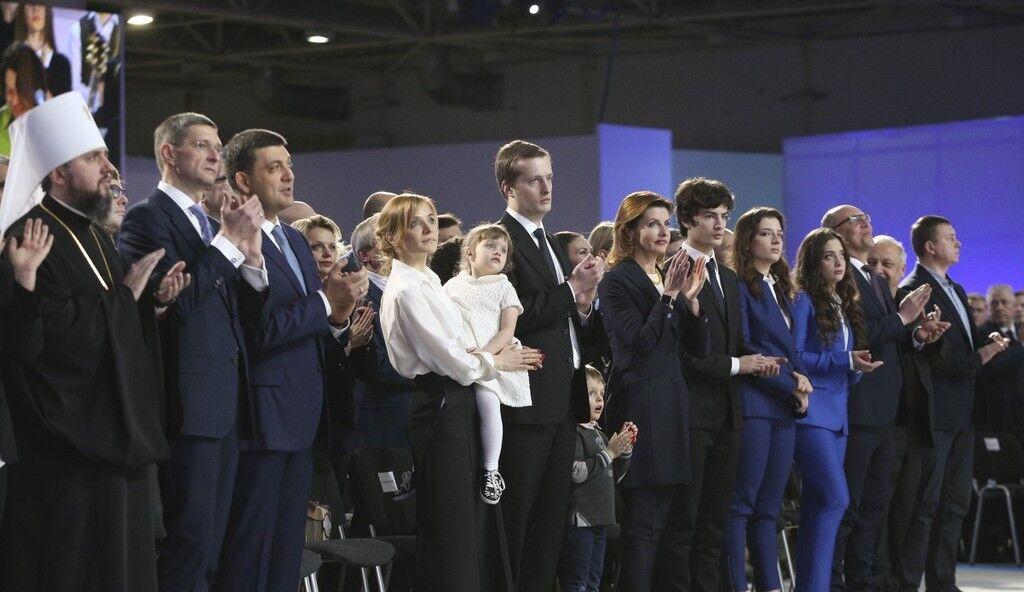 Висунення Порошенка у президенти відбулося 29 січня