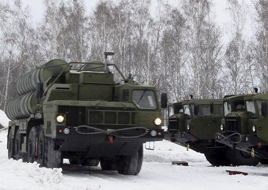 """ЗРС """"С-300"""""""
