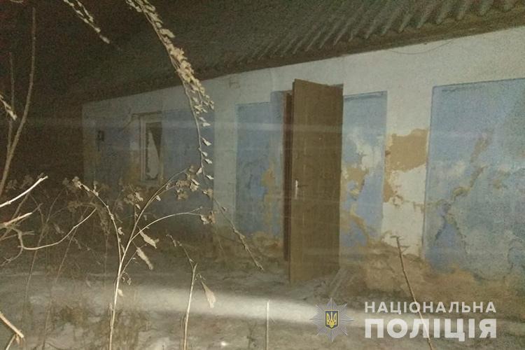 Вибух гранати на Тернопільщині