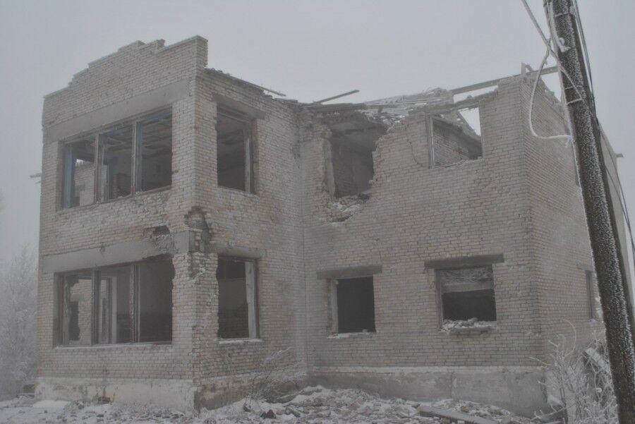 Руины Чернухино