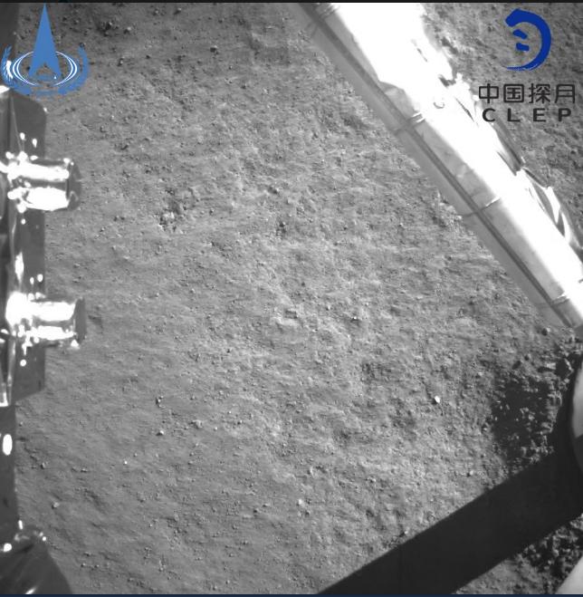 Китайцы совершили исторический прорыв в космосе: первые фото и видео