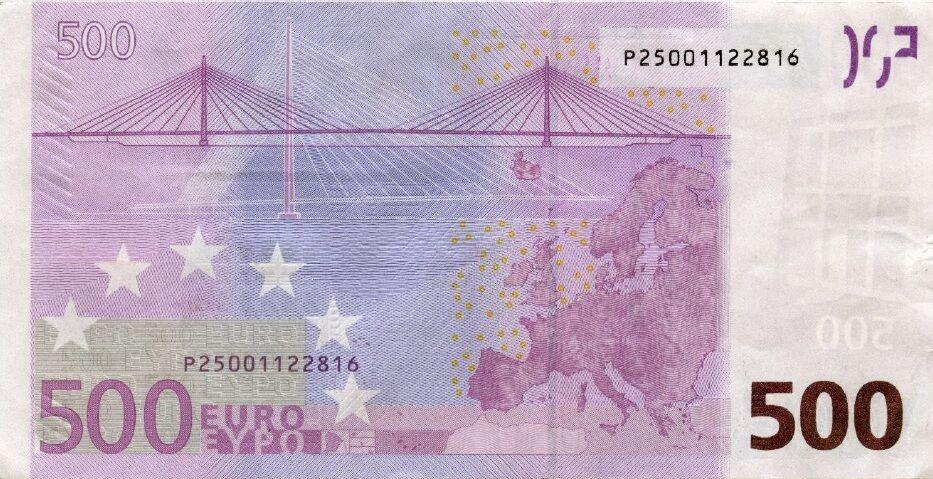 В Украине обнаружили фальшивые евро: как отличить подделку