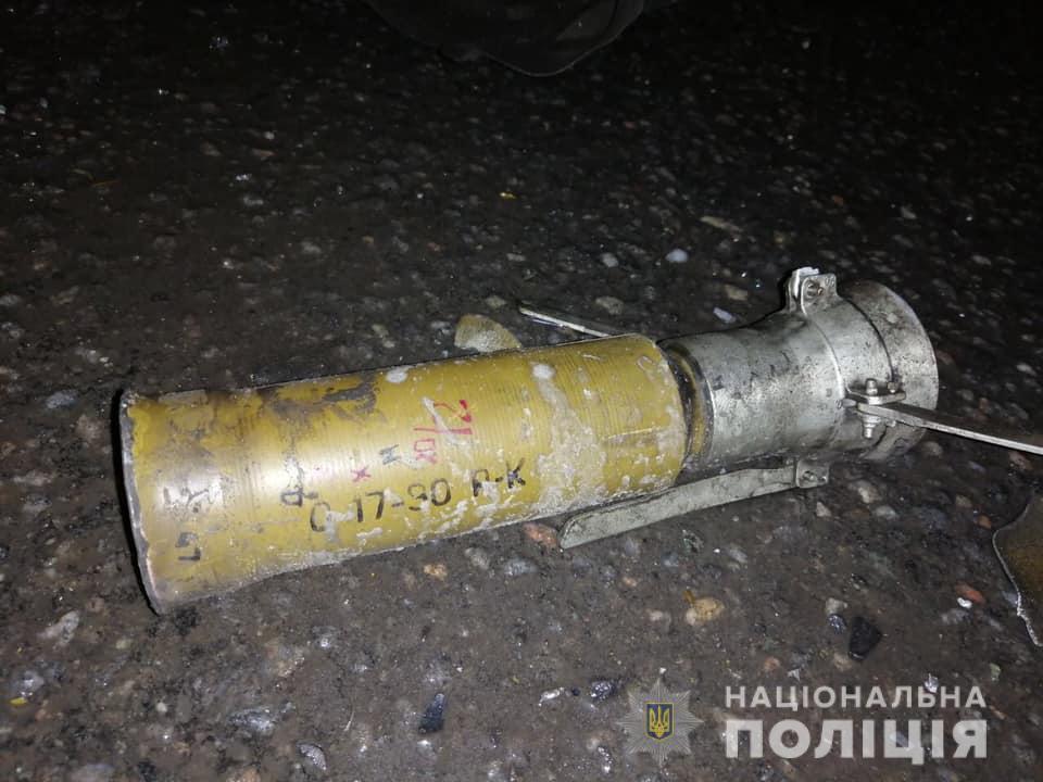 Стрельба из гранатомета в Днепре: стало известно, кто был в авто