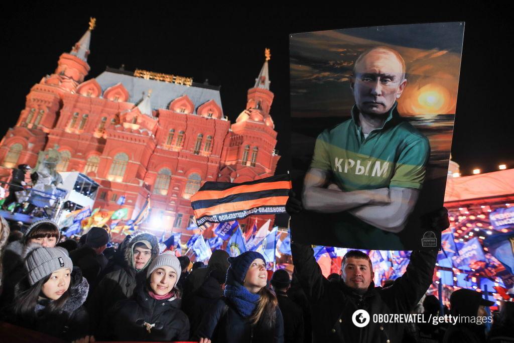 ''Вы же не отдаете Ужгород?'' Украине пояснили, почему Россия никогда не вернет Крым
