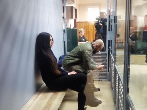 Алена Зайцева и Геннадий Дронов