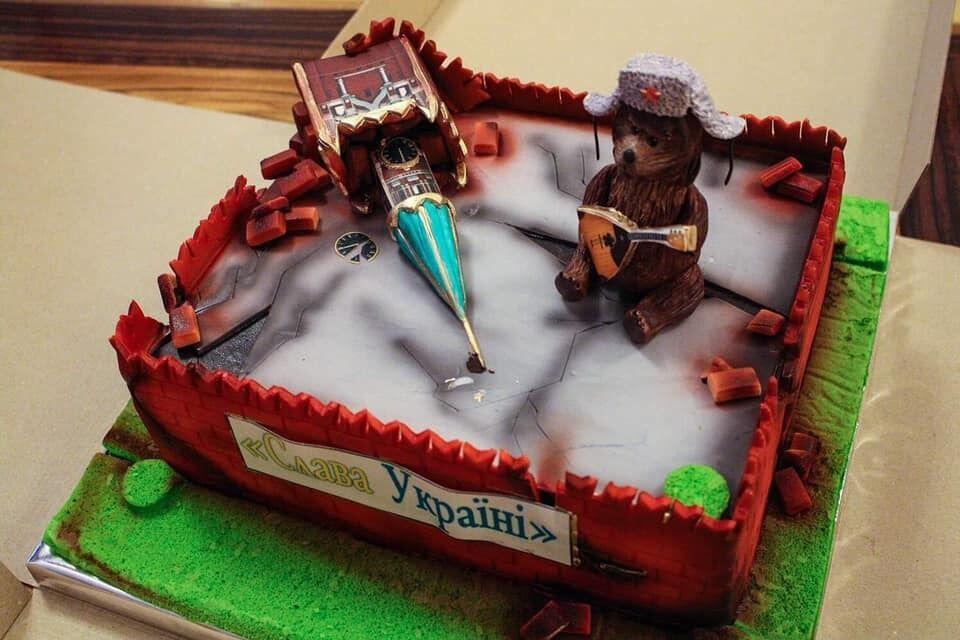 Торт для Омеляна