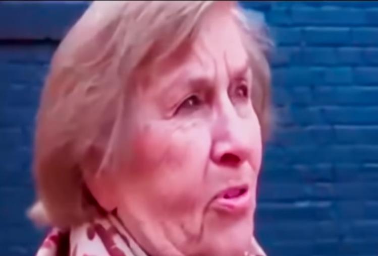 Украинка, которая поставила на место россиянина