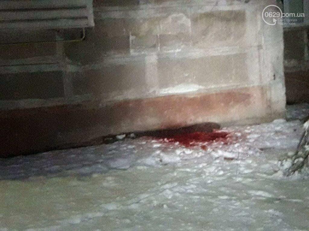 В жилом доме Мариуполя прогремел мощный взрыв: есть погибшие
