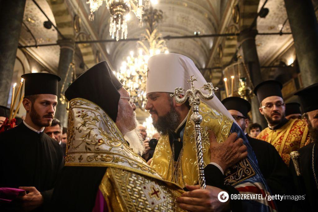 Україна повернула собі статус найбільшої православної країни