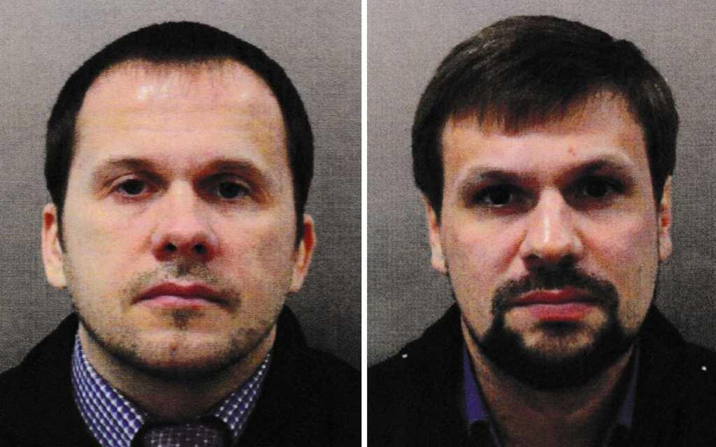 Петров і Бошіров - вони ж Мишкін і Чепіга