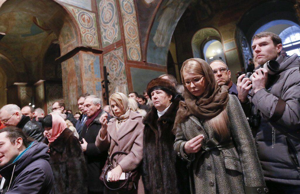 """""""Господь благословив Україну"""": Тимошенко зробила заяву"""