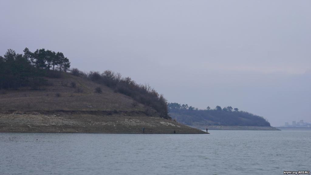 Крым засуха